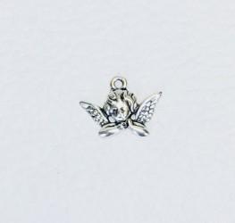 Pakabukas angelas (sidabro spalva)