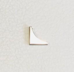 Corner for albums Silver