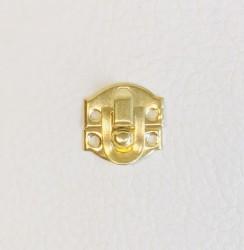 Užsegimas Aukso spalva (mažas)