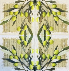 Napkin Olives