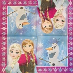 Napkin Frozen