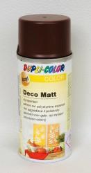 Purškiami dažai Deco matt 150ml (Nut brown)