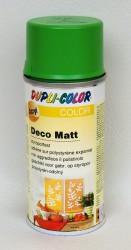 Purškiami dažai Deco matt 150ml (Green yellow)