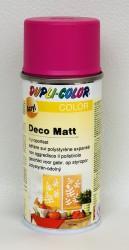 Deco matt Spray paint 150ml Erica violet