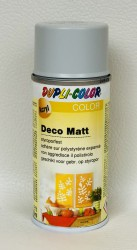 Deco matt Spray paint 150ml Light grey