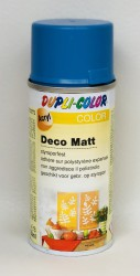 Deco matt Spray paint 150ml Light blue