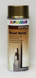 Eloxal Spray paint 400ml Dark gold