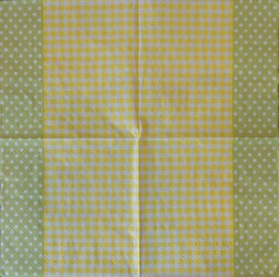 Napkin Dots (green)