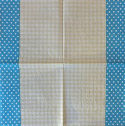 Napkin Dots (blue)