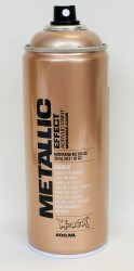 Metallic Effect Spray paint 400ml Champagner