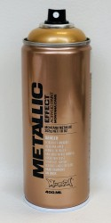 Metallic Effect Spray paint 400ml Gold