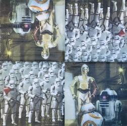 Napkin Star Wars