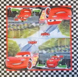 Napkin Cars