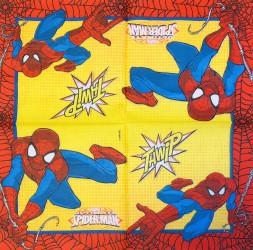 Napkin Spider Man