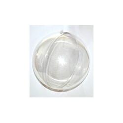 Burbulas skaidrus 12 cm (2 dalys)