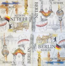 Servetėlė Berlynas