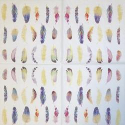 Napkin Feather