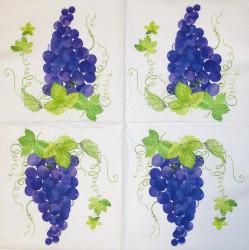 Servetėlė Vynuogės