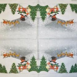 Servetėlė Kalėdos