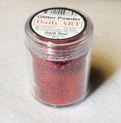 Glitter powder Dark red (15 g)