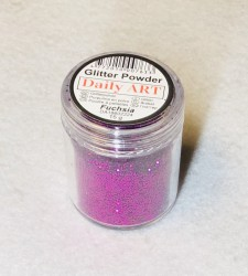 Glitter powder Fuksia (15 g)