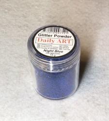 Blizgučiai Nakties mėlyna (15 g)