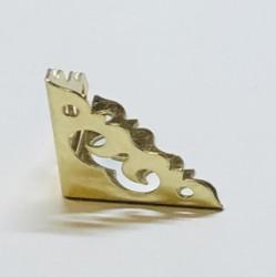 Box corner Gold