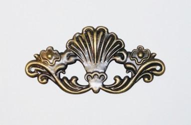 Ornamentas (Žalvario spalva)