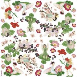 Rice napkin - Fairy