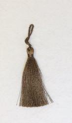 Kutas 7 cm (tamsiai rudas)