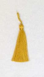 Kutas 8 cm (geltonai ruda)