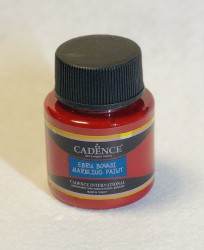 Marbling/Ebru paint 45ml red