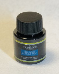 Marbling/Ebru paint 45ml Black