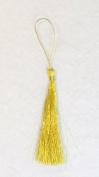 Tassel 7 cm Gold