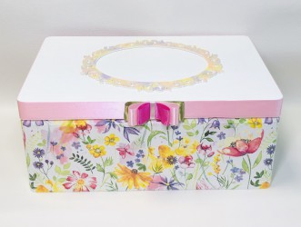 Box for girl