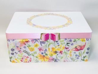 Box for girl