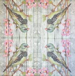 Servetėlė Paukštis