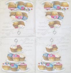 Napkin Cakes