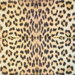 Servetėlė Leopardo kailis