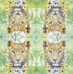 Napkin Leopard