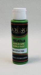 Matiniai akriliniai dažai Žalia (70 ml)