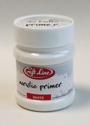 Acrylic primer 230 ml White