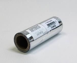 Roll foil Silver (10 cm width, 5m)