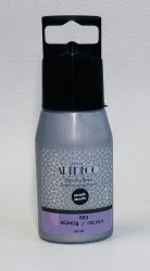 Metallic dimensional paint Silver 60 ml