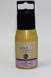 Metallic dimensional paint Gold 60 ml