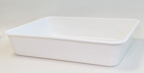 Baltas indas A4 formato lapams dažyti