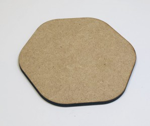 Pad from MDF