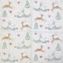 Napkin Deers