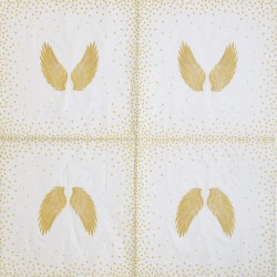 Napkin Wings gold