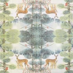 Servetėlė Gyvūnai miške